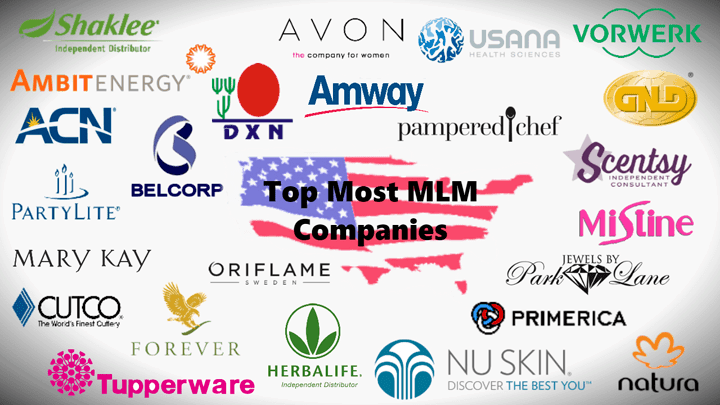 top most mlm companies of usa